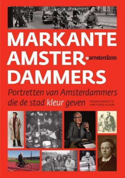 Markante Amsterdammers, 9789000365586