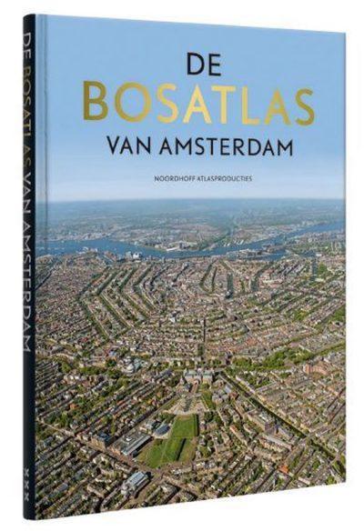 bosatlas van amsterdam, 9789001120146