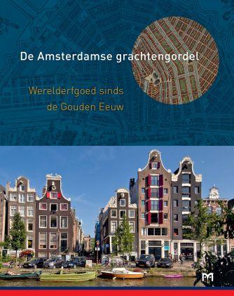 de amsterdamse grachtengordel, 9789053454756