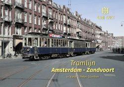 Tramlijn Amsterdam-Zandvoort in kleur, 9789090326306