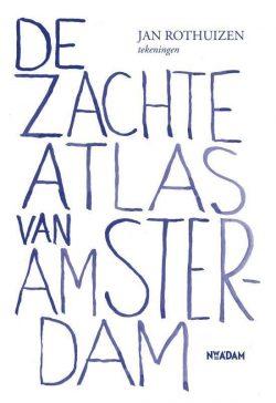 De zachte atlas van Amsterdam, 9789046806890