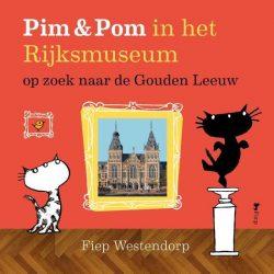Pim & Pom in het Rijksmuseum, 9789021418575