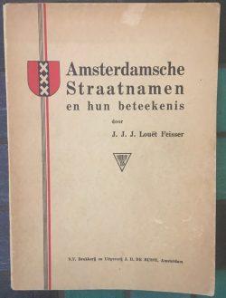 Amsterdamsche straatnamen