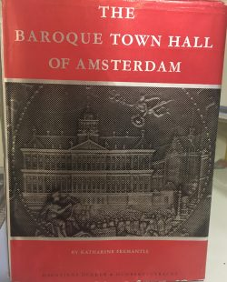 Baroque Town Hall of Amsterdam