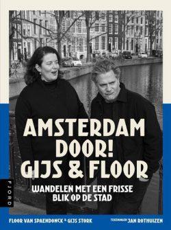Amsterdam door!, 9789083014869
