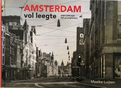 Amsterdam vol leegte, 9789464064421