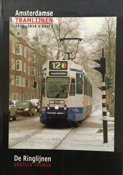 Amsterdamse tramlijnen 3, 9789492040206