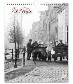 Jacob Olie kalender 2022
